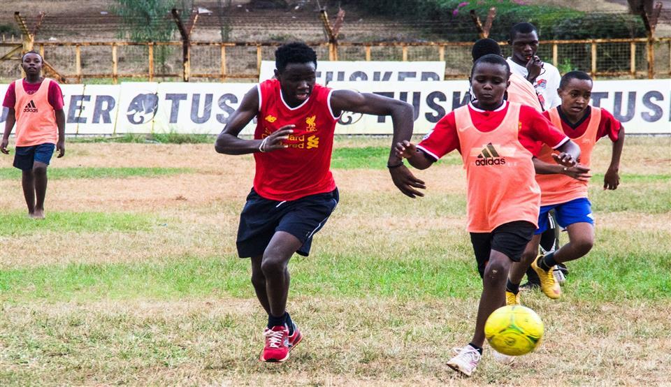 Ngumba sports